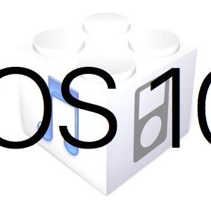 L'iOS 10 / 10.0.1 est disponible au téléchargement [liens directs]