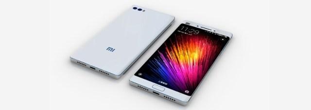 Le Xiaomi Mi Note 2 arrive bientôt et il fait envie