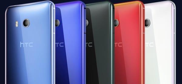 Retour sur le HTC U11, le flagship HTC aux bords sensitifs
