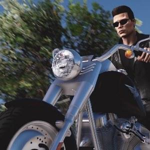 Le film Terminator 2 a été recréé dans l'univers Grand Theft Auto 5