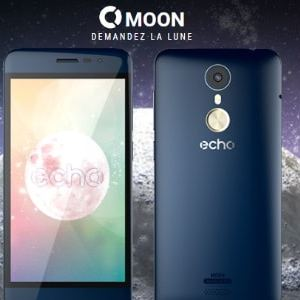 Test du smartphone Echo Moon
