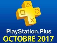 Playstation Plus : les jeux offerts du mois d'octobre 2017