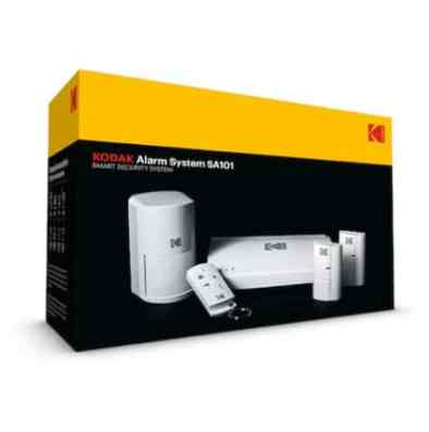 Kodak dévoile son système d'alarme SA101
