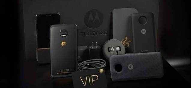 Motorola dévoile le Moto Z 2018