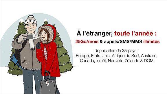 Le forfait Free Mobile 4G 100 Go est à 0,99€/mois sur Vente-Privee.com