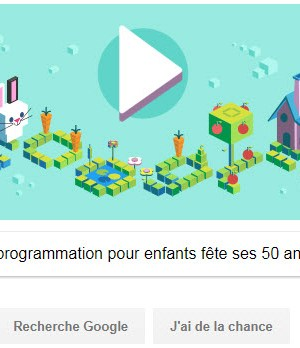 Les langages de programmation pour enfants ont 50 ans [#Doodle]