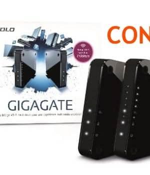 Gagnez un bridge multimédia devolo GigaGate Starter Kit [Concours] !