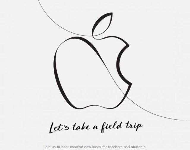 Apple annonce une keynote surprise le 27 mars prochain