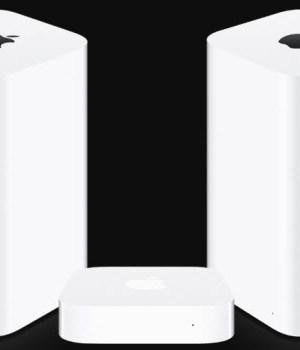 Apple stoppe la fabrication de ses routeurs AirPort