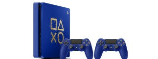 PS4 500Go + 2 DUALSHOCK 4 Édition Limitée Days of Play