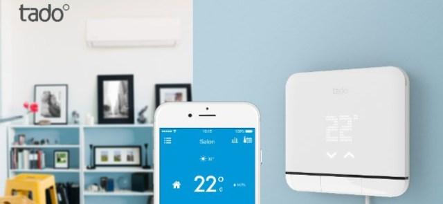 Tado lance sa nouvelle solution de climatisation intelligente