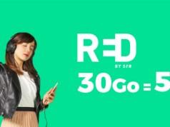 Le forfait RED by SFR 30Go est à 5€/mois sur ShowroomPrive.com