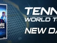 Tennis World Tour : la sortie sur Nintendo Switch de nouveau décalée