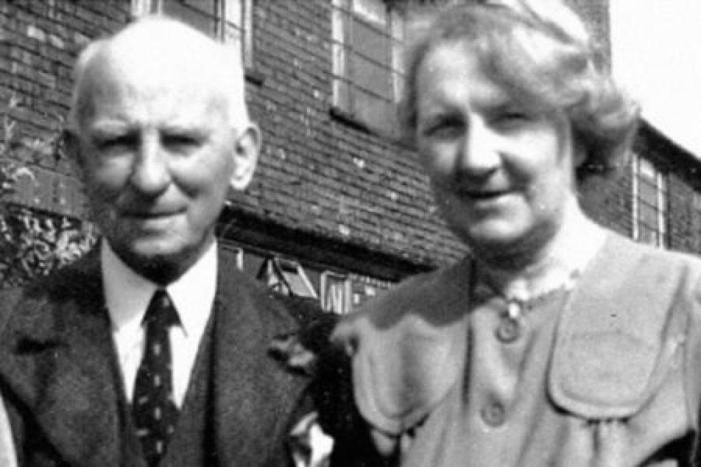 Jack and Florence Johnston