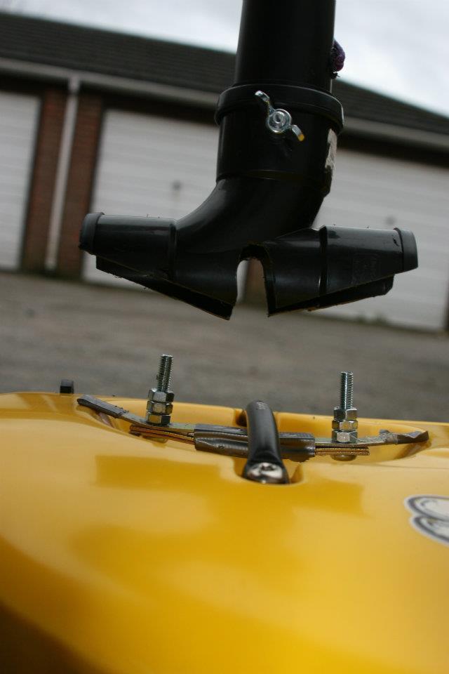 Another GoPro Kayak Mount