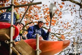 Wavesport Whitewater Kayak Prototype