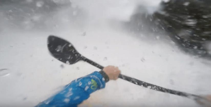 Kayaking The Lower Rauma