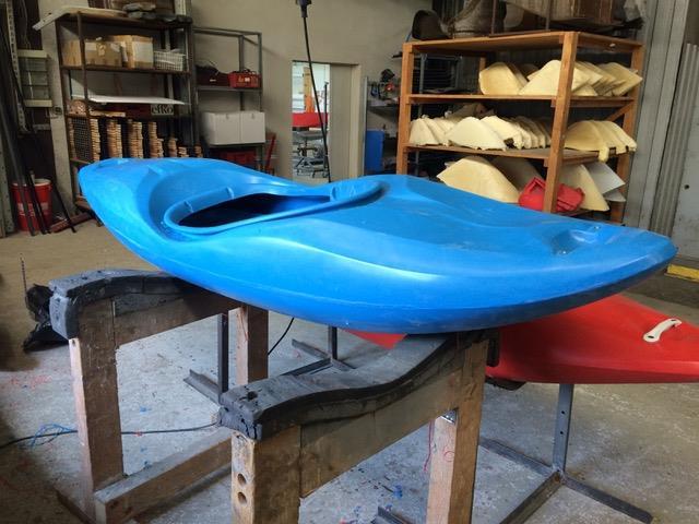 Spade Kayaks - Black Jack