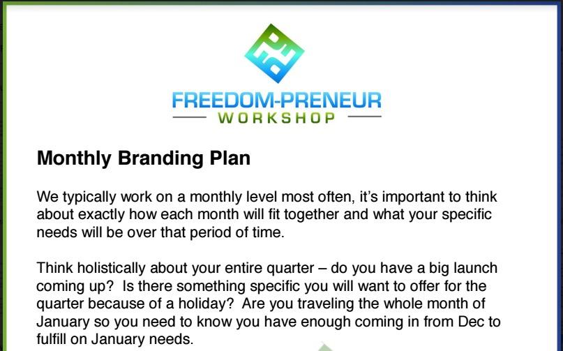 monthly-branding