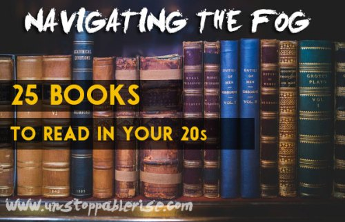 25 Books to Read in Your 20s