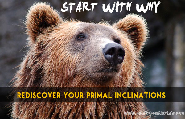 Start With Why: ReDiscovering Your Primal Inclinations