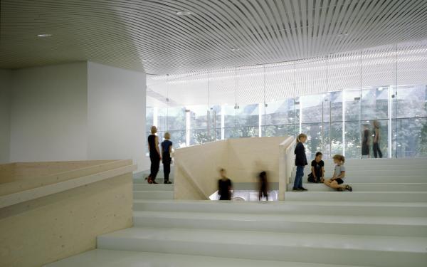 Het Valkhof Museum - Unstudio