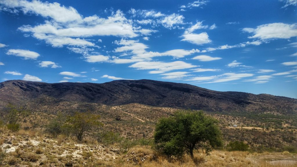 Namibia a solas windhoek