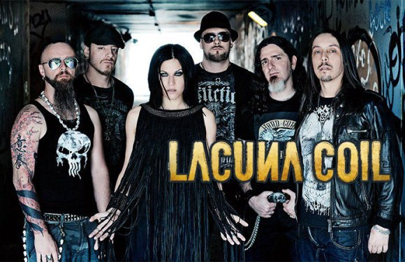 Dark Adrenaline. An interview with Cristina Scabbia from Lacuna Coil.