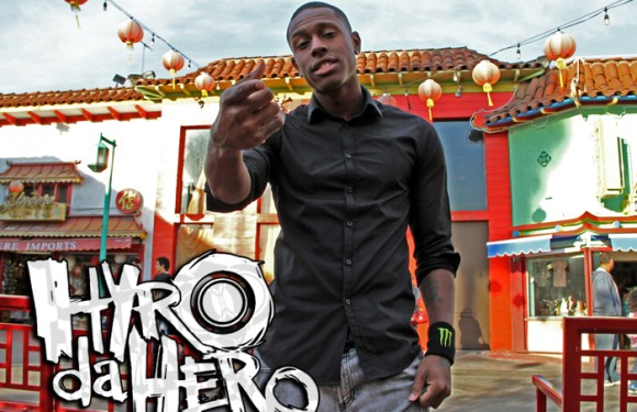 Delivering like no other. An interview with Hyro Da Hero.