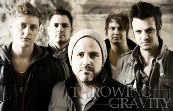 Throwing Gravity announce November tour.