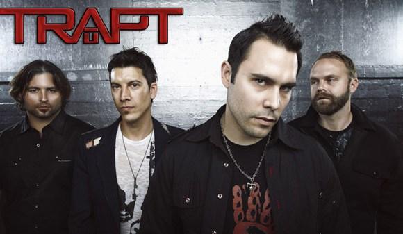 """Trapt gets """"Reborn"""" on November 20th."""