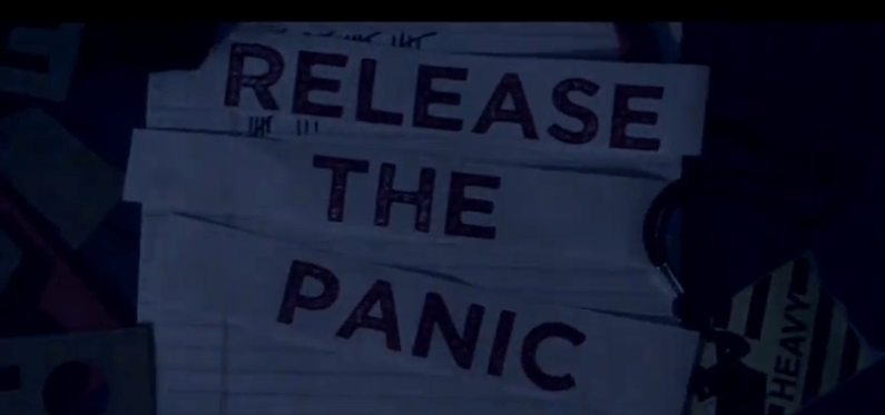 Red releases a lyric video for a new song, Release The Panic. Which is off their upcoming album to be released on February 5th, 2013.