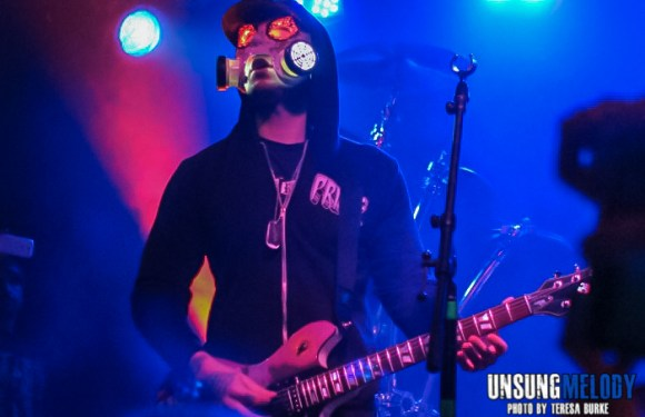Hollywood Undead in Chicago.