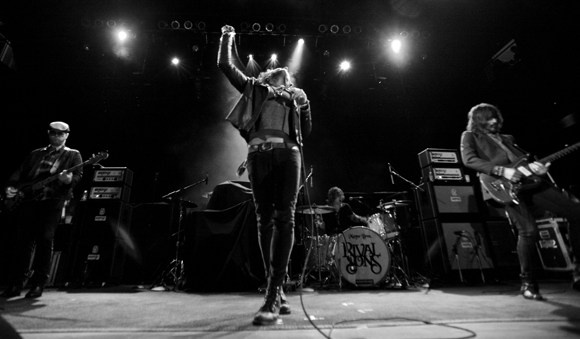 Budgets, Snakes and Jimmy Page. An interview with Scott Holiday of Rival Sons.