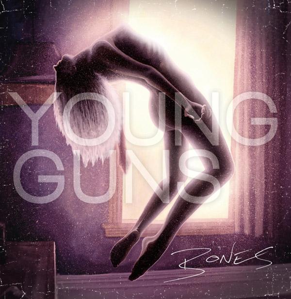 Young Guns Bones Cover