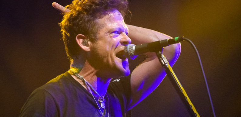 Newsted at the Highline Ballroom in NYC.