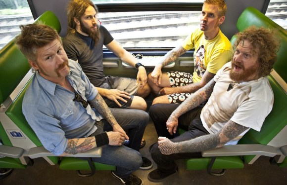 Mayhem. An interview with Bill Kelliher from Mastodon