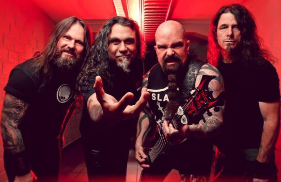 Slayer Announces 2013 Fall North American Tour