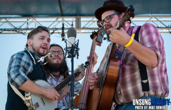 JC Brooks & The Uptown Sound, The Tillers and The Dynamites At The Ohio River Throwdown at Riverbend in Cincinnati, OH