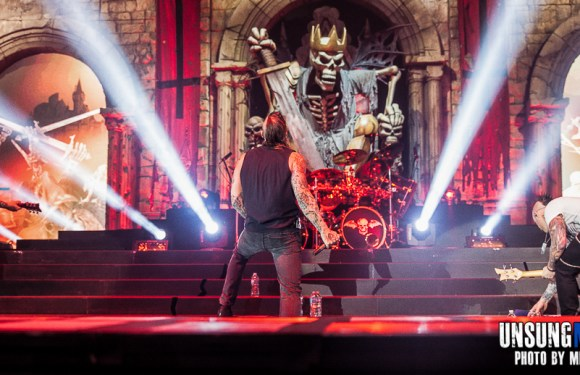 Avenged Sevenfold at U.S. Bank Arena in Cincinnati