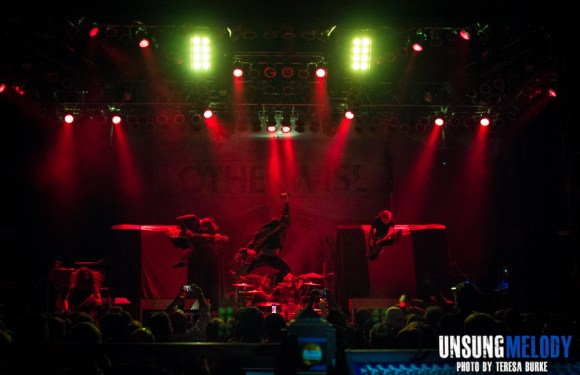 Otherwise at House of Blues in Chicago