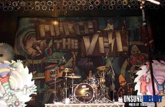 Riot Fest in Chicago: Pierce The Veil