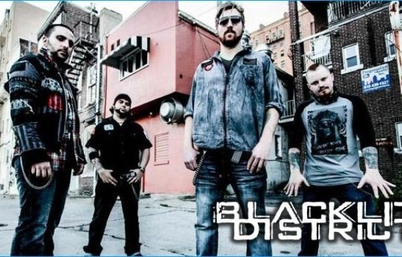 Dark and Blacklites. An interview with Oniel and Chris from Blacklite District