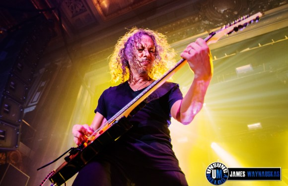 Tons of Photos from Kirk Hammett's Fear FestEVIL at the Regency Ballroom in San Francisco, CA