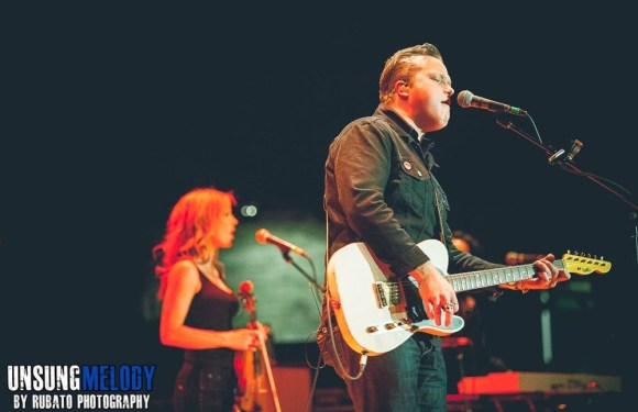 Jason Isbell Featuring Holly Williams At The Taft Theatre In Cincinnati, OH