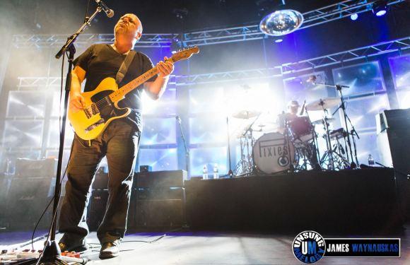 The Pixies featuring Best Coast at the San Jose Civic Auditorium in San Jose, California