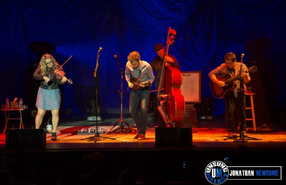 They're Back!! Nickel Creek With The Secret Sisters At the Tennessee Theater In Knoxville, TN