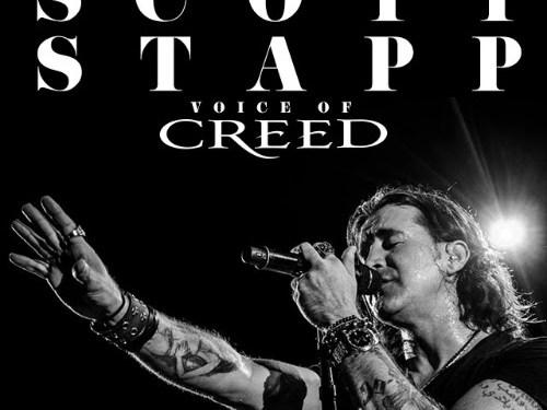 Scott Stapp Announces Second Leg of 2014 Tour
