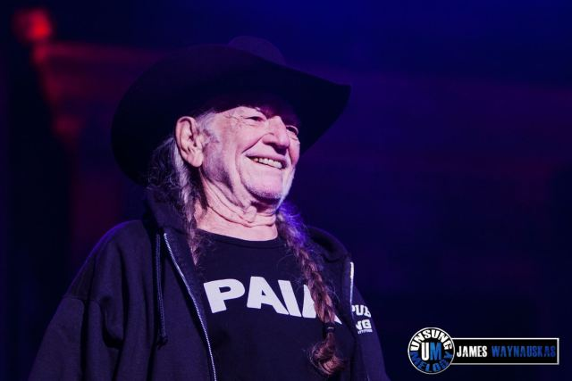 Willie Nelson - Photo by James Waynauskas-2