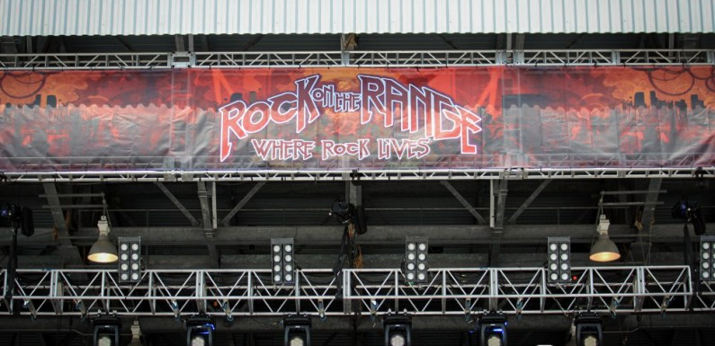 ROTR 2014 Review: SOLD OUT! Rock on the Range at Crew Stadium in Columbus, OH